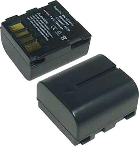 7.20V,700mAh,Li-ion,Hi-quality Replacement Camcorder Battery for JVC GZ-D240, GZ-D270, GZ-DF420, GZ-DF470, JVC GR-D, GR-DF, GR-X, GZ-MG Series, Compatible Part Numbers: BN-VF707, BN-VF707U, BN-VF707UE, BN-VF707US, - Video Model Digital
