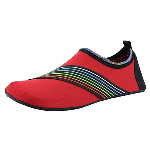 Little Shoes Kid Eercise Boys Barefoot Pool Quick Beach Dry Shoes 01red SENFI Water Mutifunctional Kid Girls Toddler Aqua Big W6Rx7Ztwtn