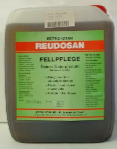 ARNDT Reudosan Fellpflege Fellglanz -Reines Naturprodukt- 5000ml