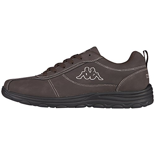 Kappa Herren Mavos Low-Top Braun (5041 brown/beige)