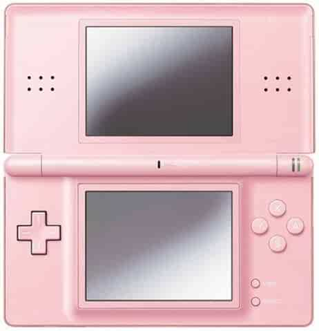 Nintendo DS Lite Coral Pink