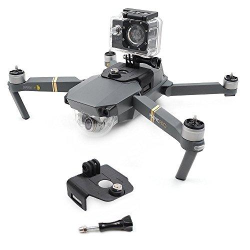 Drone Fans Sport Camera 360 Degree Panorama Camera Gimbal Holder Mount Bracket for Mavic Pro