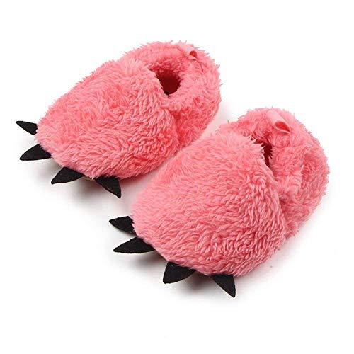 Bebé Ajustable Primeros Botas Rojo Melon Invierno Con Zapatos Calcetín Suela Blanda Amorar El En De Botitas Antideslizante Bootie zqUTwE6