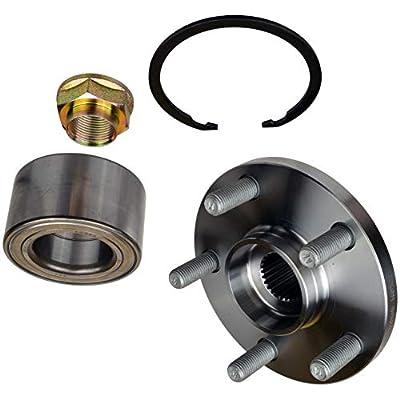 SKF BR930598K Wheel Bearing and Hub Assembly Repair Kit: Automotive
