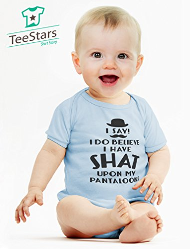 Tstars-I-Do-Believe-I-Have-Shat-Upon-My-Pantaloons-Funny-Cute-Baby-Bodysuit