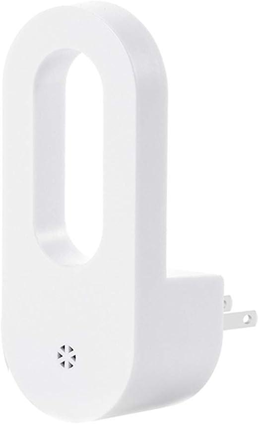 LuMon Mini Enchufe Lámpara Mesilla, Inteligente Sensor de Luz, Dormitorio, Recibidor,Cocina,Escalera Cocina,Escaleras,Infantil Cuarto del Bebé - Style :6PCS: Amazon.es: Hogar