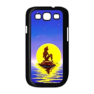 Little Mermaid II, The Return to the Sea Samsung Galaxy S3 9300 Cell Phone Case Black as a gift O6755959