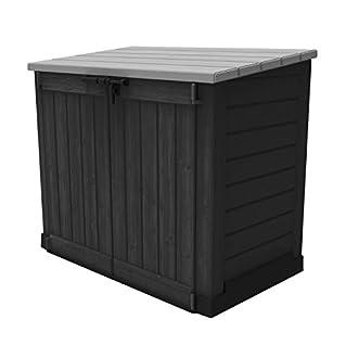 Mülltonnenbox Bild