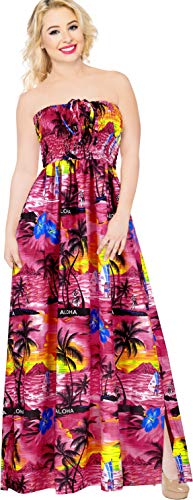 cc36494382 Cover up Tube Top Women Maxi Dress Halter Neck Skirt One-Piece Beachwear  Dresses