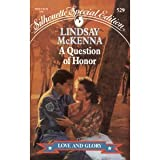 A Question of Honor, Lindsay McKenna, 0373095295