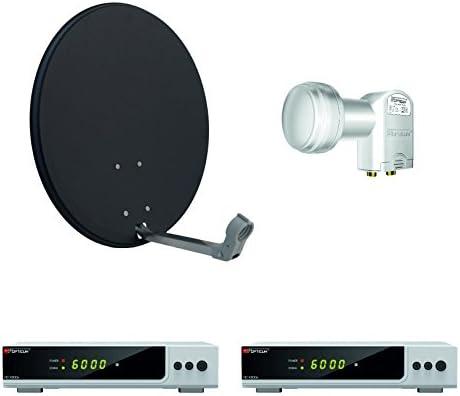 Opticum HD AX 300 Digital vía satélite de Sistema de 2 ...