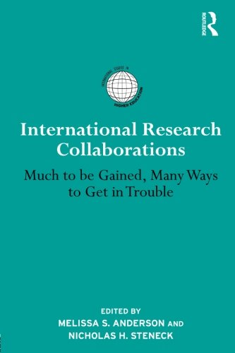 International Research Collaborations (International Studies in Higher Education)