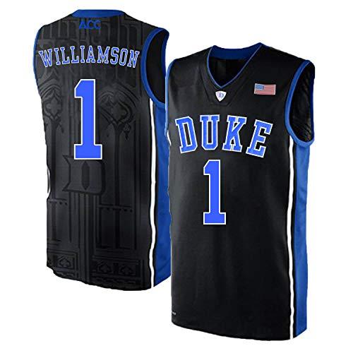 Zion_Williamson_Duke_Blue_Devils_College_Black_Elite_Jersey
