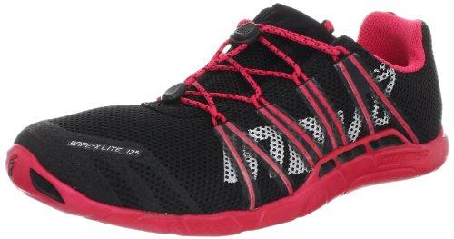 Inov-8 Women's Bare-X Lite 150 Running Shoe,Black/Rose,11 M US