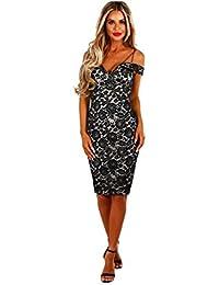 Vestidos De Fiesta Largos Sexys Casuales Elegantes Negros Ropa De Moda Para Mujer VE0064