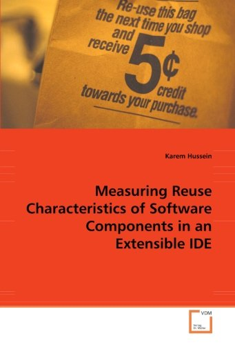 Measuring Reuse Characteristics of Software Components in an Extensible IDE by Hussein Karem