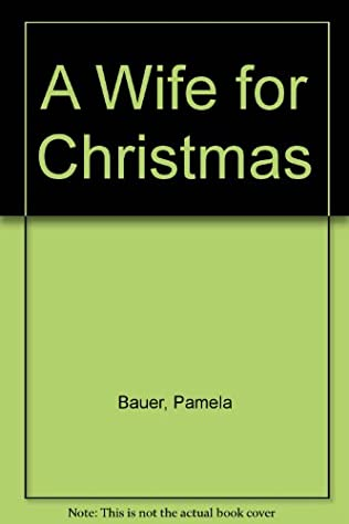 book cover of A Wife for Christmas