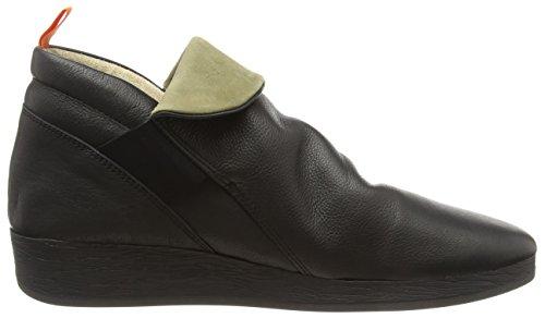 Black Aku460sof Boots Women''s black Ankle Softinos 000 nIqxTCwq56