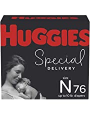 Diapers Huggies Special delivery Hypoallergenic Disposable Baby Diapers