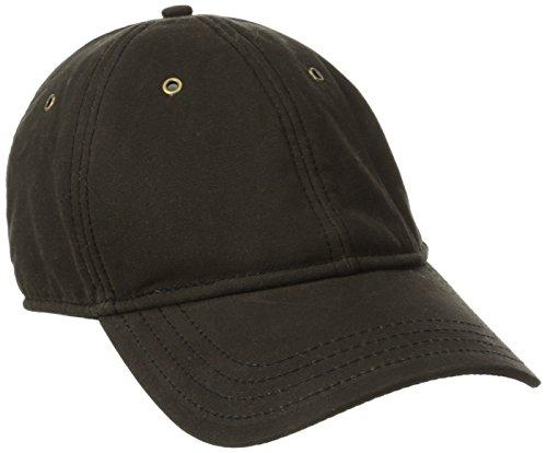 Woolrich Men's Wax Baseball Cap, Brown, One Size