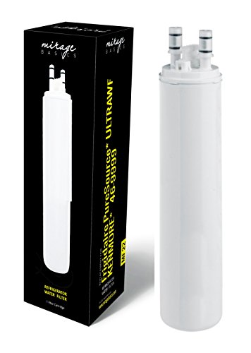 FRIGIDAIRE ULTRAWF PURESOURCE WF3CB / KENMORE 46-9999 Refrigerator Water Filter Compatible Mirage Basics Filter by...