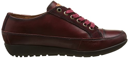 Rosso Pikolinos Basse W67 Sneaker I16 rouge Donna arcilla Lisboa YHTqYF