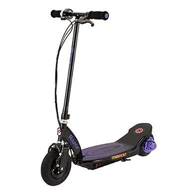 Razor Kid 's Powercore E100 patinete eléctrico, color morado a buen precio