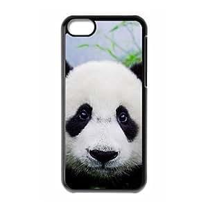 VNCASE Panda Phone Case For Iphone 5C [Pattern-1]