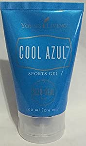 Young Living Cool Azul Sports Gel 3.4 oz