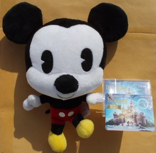 Xbox 360 Kinect Disneyland Adventures Mickey Mouse Plush DLC Code Toys R Us