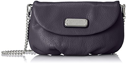 Marc by Marc Jacobs New Q Karlie Cross Body Bag, India Ink, One Size ()