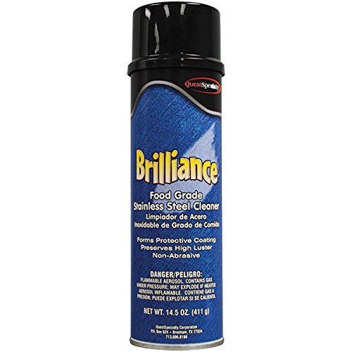 Brilliance Oil-Based Stainless Steel Cleaner (12 Pack)