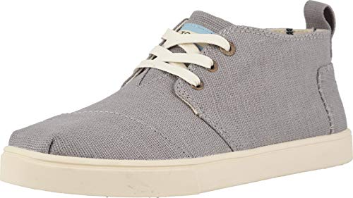 TOMS Women's Botas Cupsole Morning Dove Heritage Canvas Cupsole 8 B US