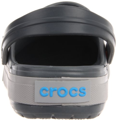 Sabot Grey E Zoccoli Crocband Crocs uomo Ii light charcoal Multicolore wCIaWq