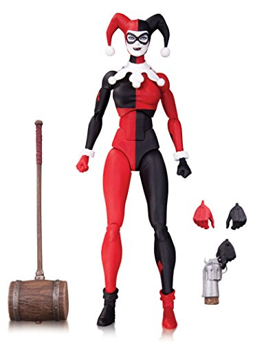 DC Collectibles DC Comics Icons: Harley Quinn: No Man