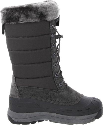 Baffin Womens Islanda Snow Boot Grigio
