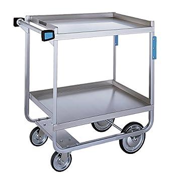 Amazon.com: Lakeside 743 Heavy Duty Utility Cart, 2 estantes ...