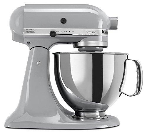 kitchenaid artisan mixer chrome - 6