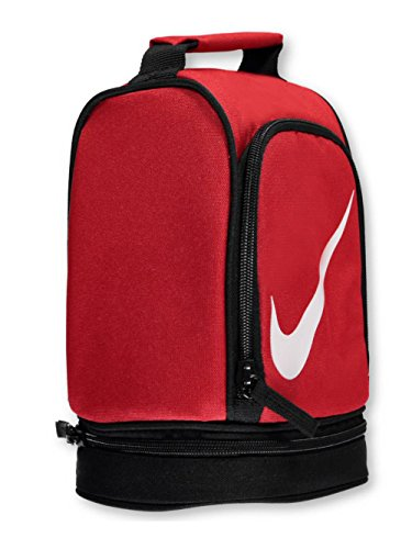 Nike Dome Lunch Bag - Red Dome Lunch Box
