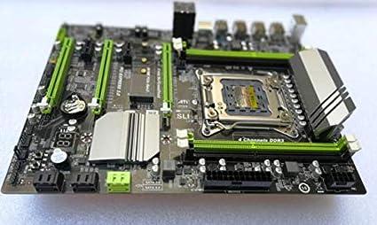 MFU Intel X79-B75 2011 Pin XEON E5-2620/2640/2640L/2650L/2670/2665/2680/ECC  Memory Motherboard