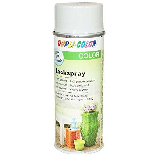Duplicolor 466878 Peinture en Aé rosol, Gris Clair Brillant, 400 ml MOTIP-DUPLI GmbH B007TWNMQG