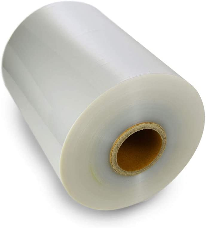 Shrink Wrap Roll - 3500ft - 75 Gauge 19 Microns (6