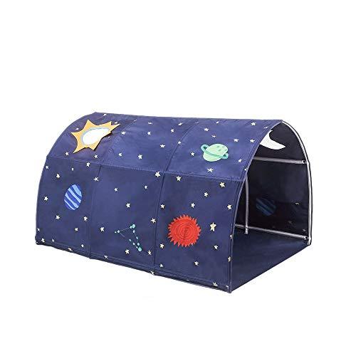 - Toyfun Kids Play Bed Tent Children's Tunnel for 90-100 cm in Width Loft Bed Bunk Kids Toddler Tent