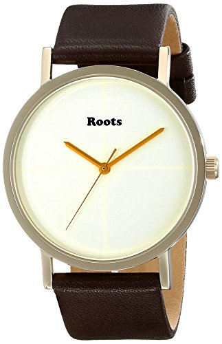 roots-womens-1r-lf133wh2c-muskoka-38-analog-display-japanese-quartz-brown-watch