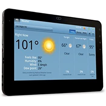"ViewSonic gTablet with 10"" Multi-Touch LCD Screen, Android OS 2.2"
