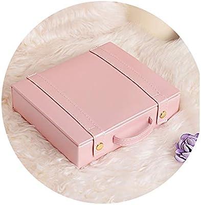 dudifeng Caja de Embalaje de joyería de Viaje, Organizador de ...