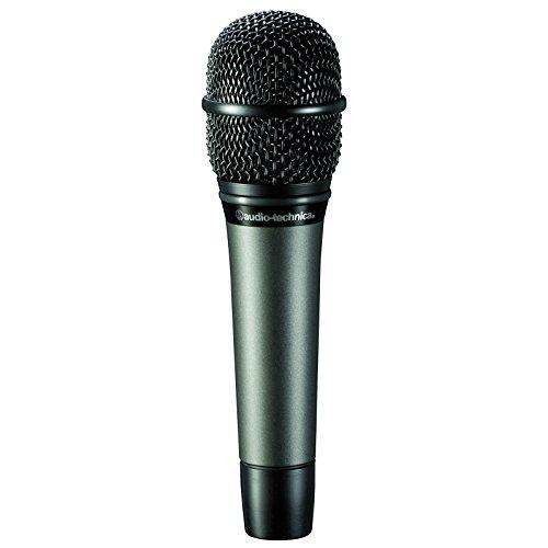 Audio Technica Hypercardioid Dynamic Microphone (Audio-Technica ATM610a Hypercardioid Dynamic Handheld Microphone)