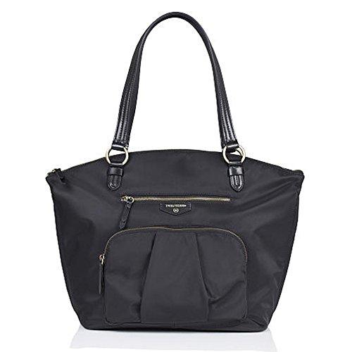 twelvelittle-allure-dome-diaper-bag-black