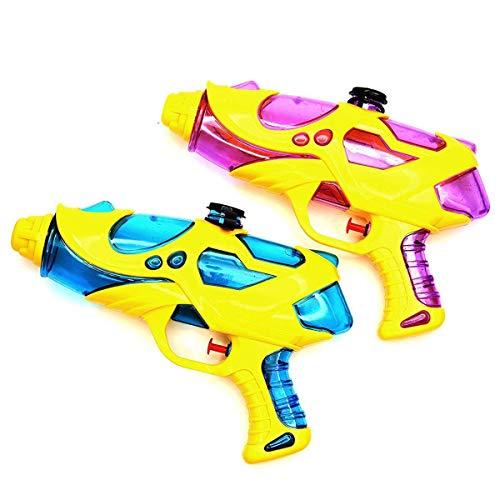 Fstop Labs 2 Pack Water Gun, Water Squirt Guns, Soaker for Kids Water Fight, Water Gun Toys