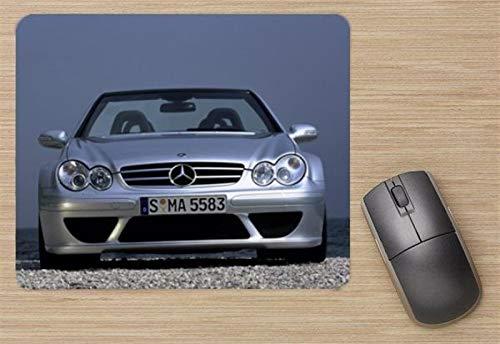 Mercedes-Benz CLK DTM AMG Cabriolet 2006 Mouse Pad, Printed Mousepad